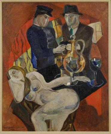 "Marguerite Zorach's ""Prohibition."""